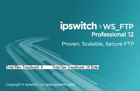 WS_FTP Professional Client